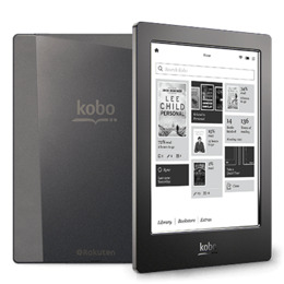 Kobo Aura H2O Reviews