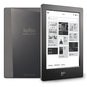 Photo of Kobo Aura H2O Ebook Reader