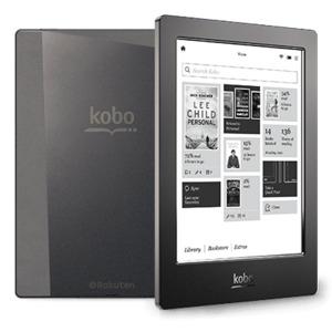 Photo of Kobo Aura H2O Ebook Reader
