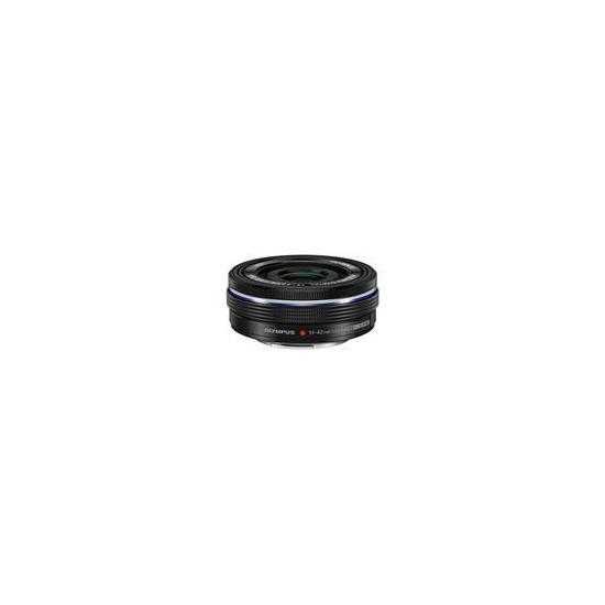 Olympus M.ZUIKO Digital ED 14-42mm 1:3.5-5.6 EZ Lens