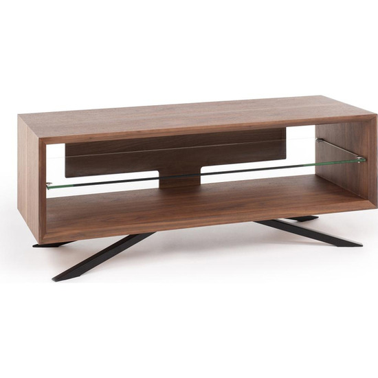 TECHLINK Arena 1100 mm TV Stand - Walnut