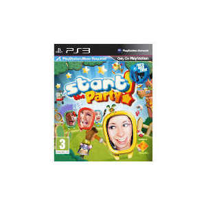Photo of Start The Party! - PS3 Move (PS3) Video Game