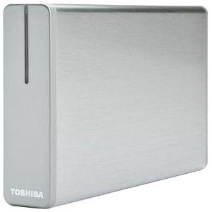 Photo of Toshiba PX1640M-1HLO StorE ALU2 2TB External Hard Drive