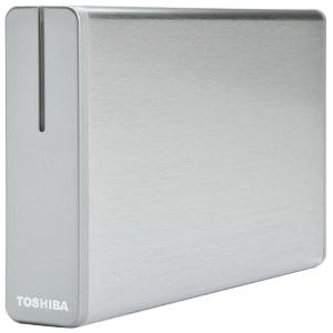 Photo of Toshiba PX1640M-1HLO StorE ALU2 2TB External Hard Drive