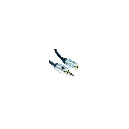 Fisual Install Series 3.5mm Jack Plug to 3.5mm Socket 3m