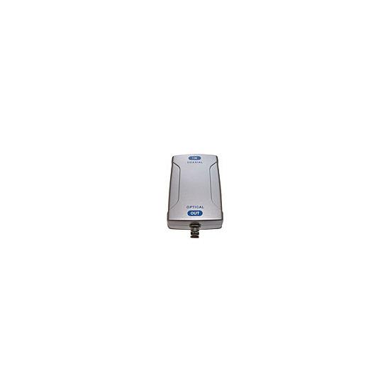 Digital Coaxial To Digital Optical Toslink Converter