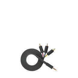 Wireworld IWorld  3.5mm To 3 RCA 1.5m
