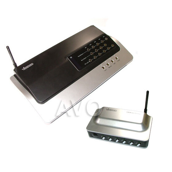 Vivanco Multiroom AV Sender And Scart Switcher