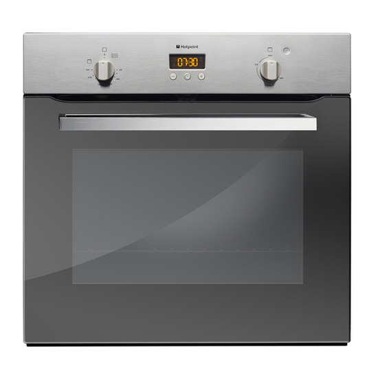 SD53EX Electric Single Oven - Stainless Steel