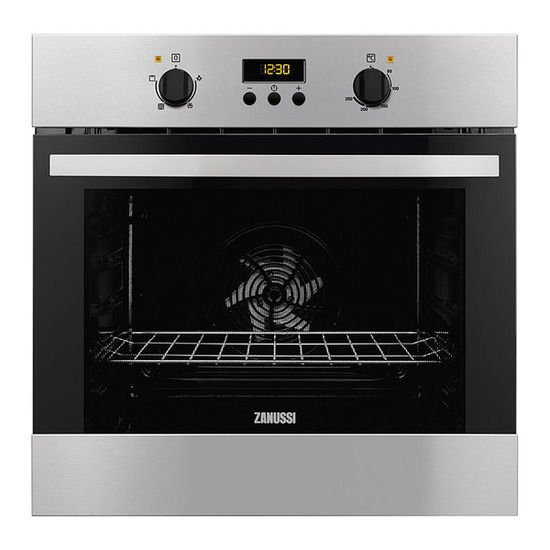 Zanussi ZOB35301XA Electric Oven - Stainless Steel