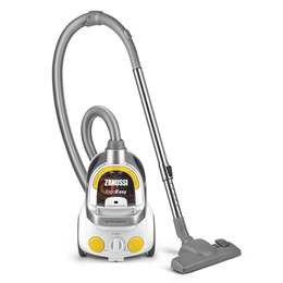 Zanussi ZAN7620EL Vacuum Cleaner in Ice white