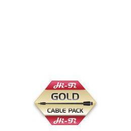 Avo Gold Hi-Fi Cable Bundle