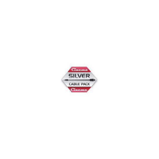 Avo Silver Home Cinema Cable Bundle