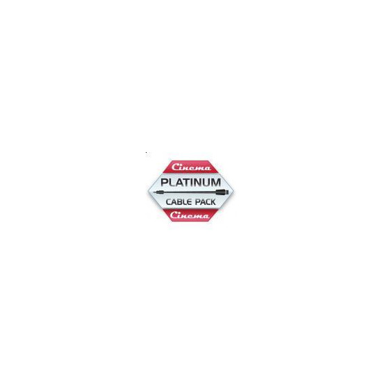 Avo Platinum Home Cinema Cable Bundle