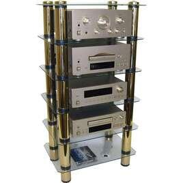 Optimum Designer G6TT HiFi Stand and Turntable Shelf