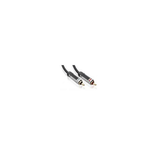 Profigold Skyline PROA420 Stereo Phono Cables
