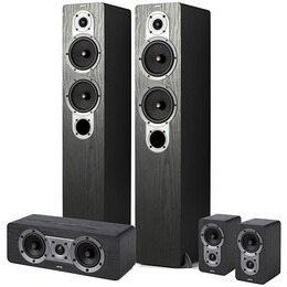 Jamo S 426 HCS 3 Speaker System Reviews