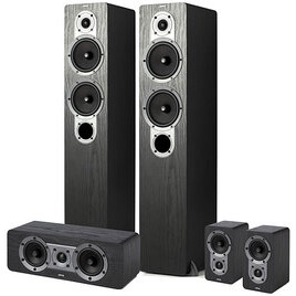 Jamo S 426 HCS 3 Speaker System Reviews