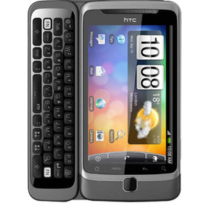 Photo of HTC Desire Z Mobile Phone