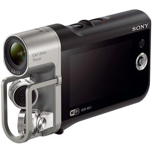Photo of Sony HDR-MV1 Camcorder