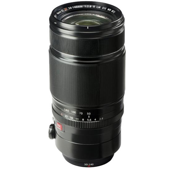 Fujifilm FUJINON LENS XF50-140mmF2.8 R LM OIS WR