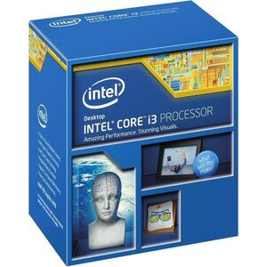Photo of Intel Core I3 4160 CPU
