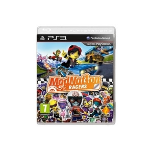 Photo of Modnation Racers (PS3) Video Game