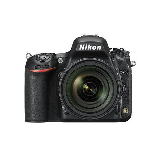 Nikon D750 with 24-85mm Lens