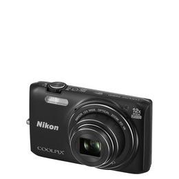 Nikon Coolpix S6800 Black Camera inc 8GB SD Card and Case Reviews