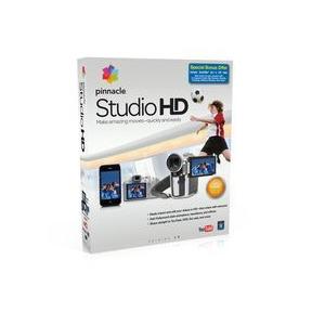 Photo of Pinnacle Studio HD 14 Software