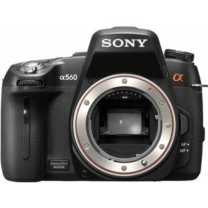 Photo of Sony Alpha DSLR-A560 (Body Only) Digital Camera