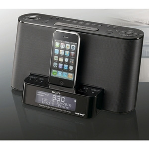 Photo of Sony XDR-DS12IP iPod Dock