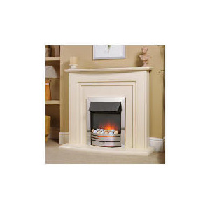 Photo of Katell Shirebrook Electric Fire Suite Electric Heating