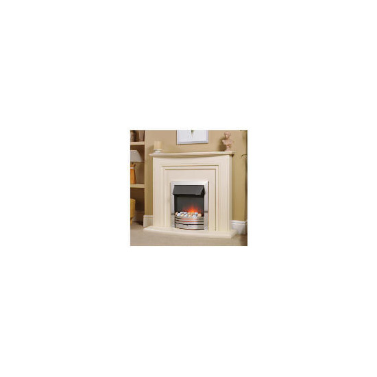 Katell Shirebrook Electric Fire Suite