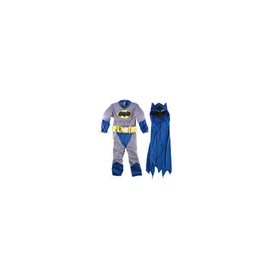 Boys Batman Costume 5/6yrs