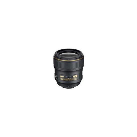 Nikon AF-S 35mm f1.4 G VR