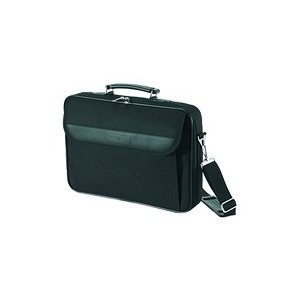 "Photo of DICOTA BaseXX Universal 17"" - Notebook Carrying Case - Black Laptop Bag"