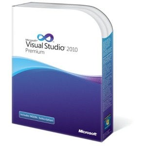 Photo of Microsoft Visual Studio 2010 Professional Edition  Complete Package Software