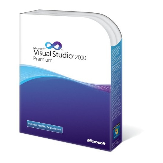 Microsoft Visual Studio 2010 Professional Edition  complete package