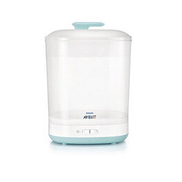 Philips SCF922/01 AVENT 2-in-1 Electric Steam Steriliser