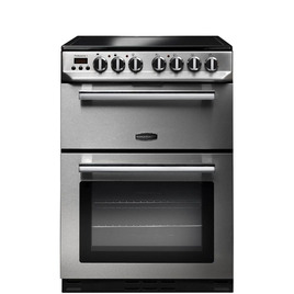 Rangemaster professional 60 Electric Ceramic Cooker - Stainless Steel Reviews