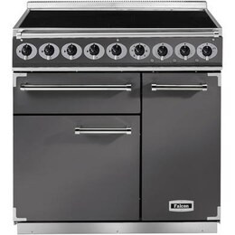 Falcon 10232 - 900 Deluxe Induction 90cm Electric Range Cooker F900DXEISL/N