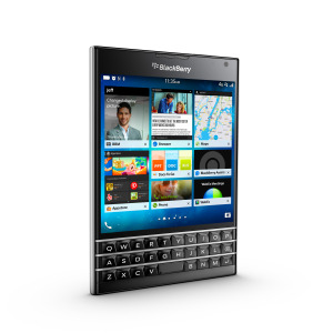 Photo of BlackBerry Passport Mobile Phone