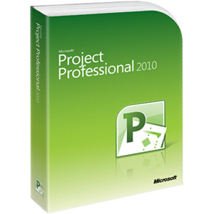 Photo of Microsoft Project Professional 2010 Complete Package Software