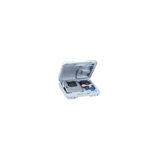 Brother P-Touch 2100VP - Labelmaker - B/W - thermal transfer - Roll (1.8 cm) - 180 dpi - up to 10 mm/sec - USB