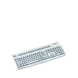 Cherry Classic Line G83-6105 - Keyboard - USB - 105 keys - light grey - UK Reviews