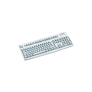 Photo of Cherry Classic Line G83-6105 - Keyboard - USB - 105 Keys - Light Grey - UK Keyboard