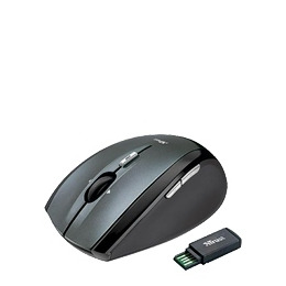 Trust Wireless Optical Mini Mouse MI-4930Rp - Mouse - optical - wireless - RF - USB wireless receiver Reviews