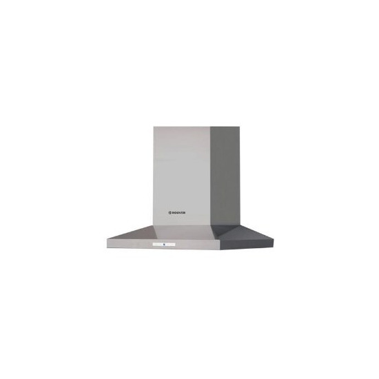 Hoover HCT6700X Chimney Cooker Hood - Stainless Steel