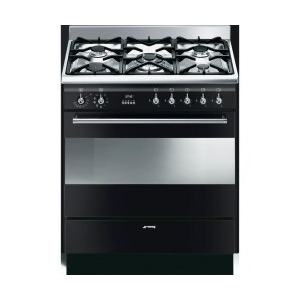 Photo of Smeg SUK81MBL8 Cooker